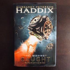 Caught by Margaret Peterson Haddix